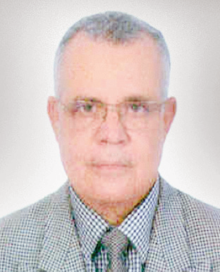 Dr. Mohamed Hanafy professor of rheumatology Al Azhar University